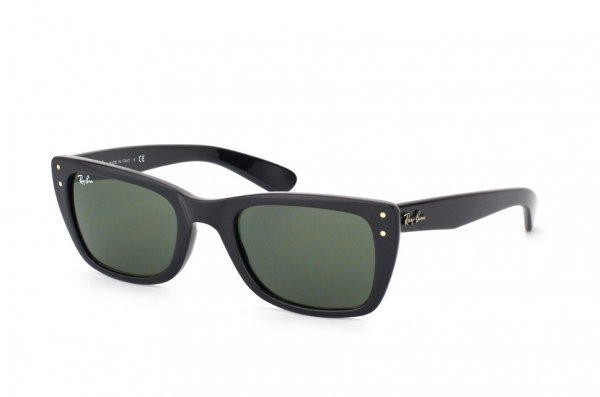 Очки Ray-Ban Caribbean RB4148-601 Black | Natural Green (G-15XLT)