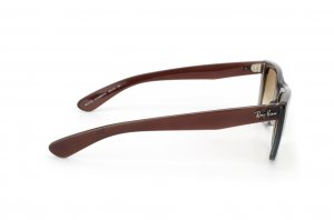 Очки Ray-Ban Caribbean RB4148-824-51 Transparent Brown | Faded Brown