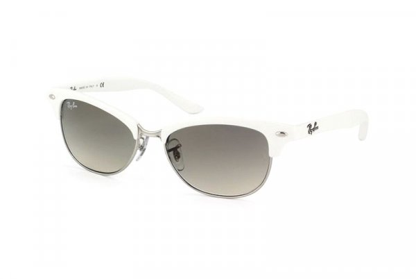 Очки Ray-Ban Cathy Clubmaster RB4132-671-32 White | Gradient Grey