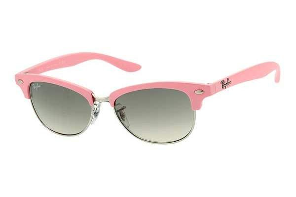 Очки Ray-Ban Cathy Clubmaster RB4132-759-32 Pink | Gradient Grey