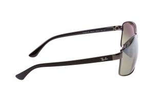 Очки Ray-Ban Chromance RB3604CH-004-5J Gunmetal | Silver Mirror Chromance Polarized