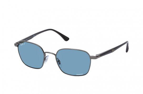 Очки Ray-Ban Chromance RB3664CH-004-BA Gunmetal | Blue Polarized