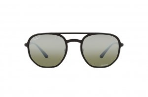Очки Ray-Ban Chromance RB4321CH-601S-5J Black  | Silver Mirror Chromance Polarized
