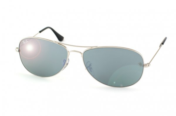 Очки Ray-Ban Cockpit RB3362-003-40 Silver/G-31 Mirror