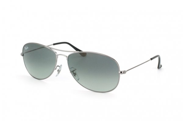 Очки Ray-Ban Cockpit RB3362-004-71 Gunmetal | Grey/Green