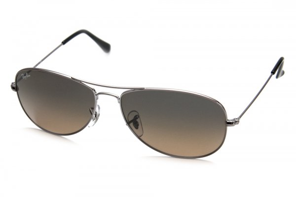 Очки Ray-Ban Cockpit RB3362-004-73 Gunmetal/Grey/Green