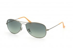 Очки Ray-Ban Cockpit RB3362-029-71 Matte Gunmetal | Grey/Green
