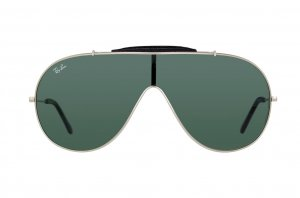Очки Ray-Ban Craft Wings RB3416Q-003-71 Silver | APX Grey/Green