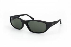 Очки Ray-Ban Daddy-O RB2016-W2578 Black | Natural Green (G-15 XLT)