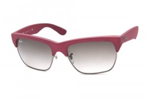 Очки Ray-Ban Dylan RB4186-6001-11 Red Rubber | Faded Grey