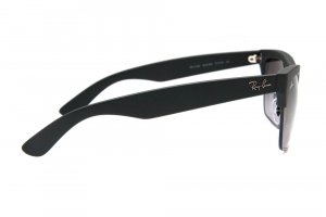 Очки Ray-Ban Dylan RB4186-622-8G Black Rubber | Poly. Gradient Grey