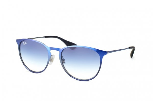 Очки Ray-Ban Erika Metal RB3539-194-19 Gradient Blue | Gradient Blue