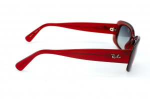 Очки Ray-Ban Fast and Furious RB4122-735-8G Dark Red/Poly Gradient Grey