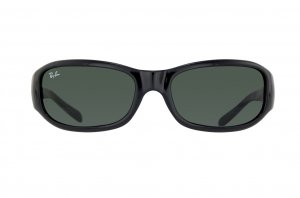 Очки Ray-Ban Fast and Furious RB4137-601-71 Black | Grey/Green