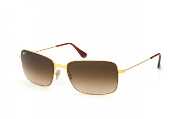 Очки Ray-Ban Flat Metal RB3514-149-13 Arista| Poly. Gradient Brown