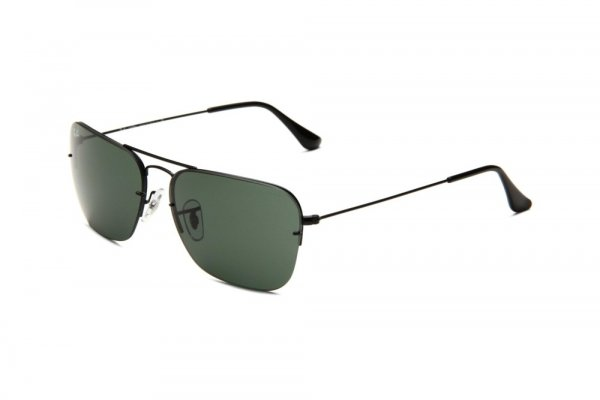 Очки Ray-Ban Flip Out RB3461-002-71 Black | APX Grey Green