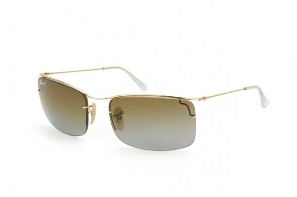 Очки Ray-Ban Flip Out RB3499-001-T5 Arista | Poly. Brown Polarized