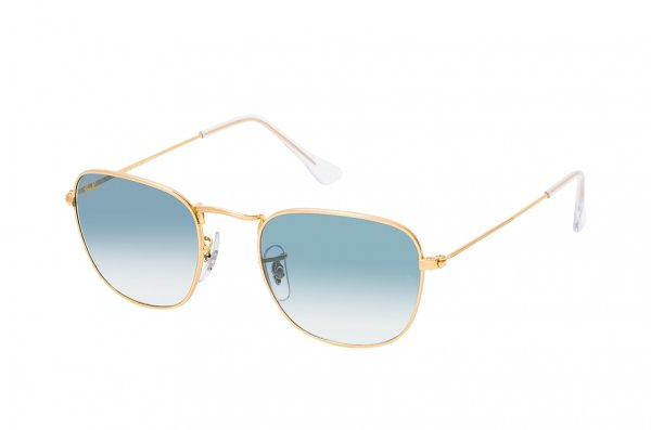 Очки Ray-Ban Frank RB3857-9196-3F Arista | Light Blue Gradient