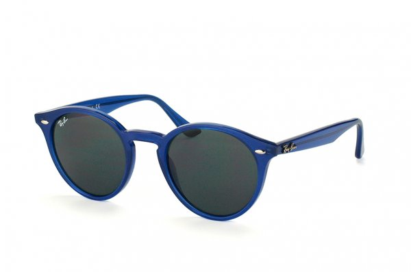 Очки Ray-Ban Highstreet RB2180-6165-87 Blue / Grey