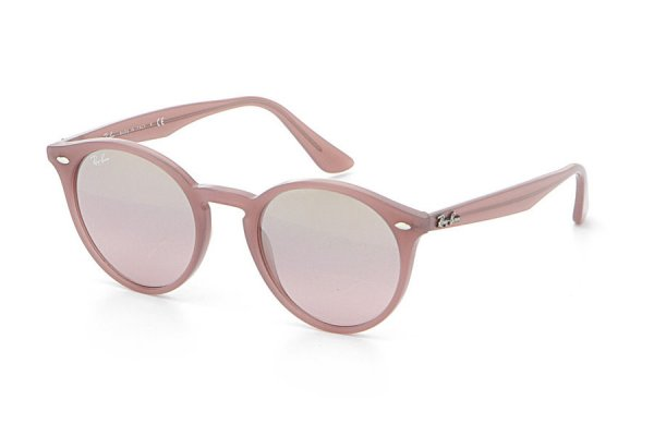 Очки Ray-Ban Highstreet RB2180-6229-7E Pink | Pink