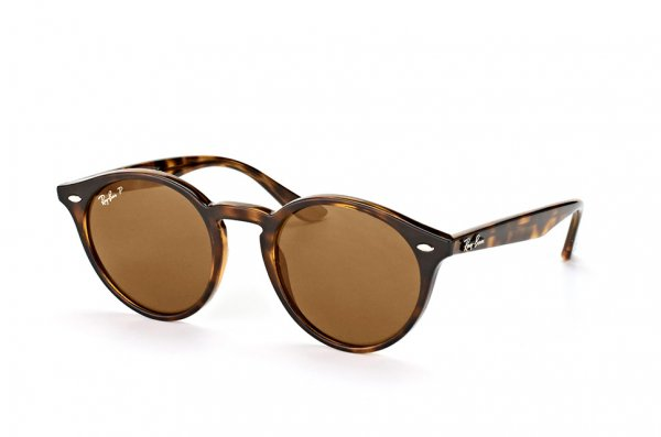Очки Ray-Ban Highstreet RB2180-710-83 Havana | Brown Polarized
