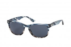 Очки Ray-Ban Highstreet RB2184-1252-R5 Spotted Blue | Dark Blue