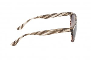 Очки Ray-Ban Highstreet RB2184-1254-71 Spotted Brown | Grey Gradient