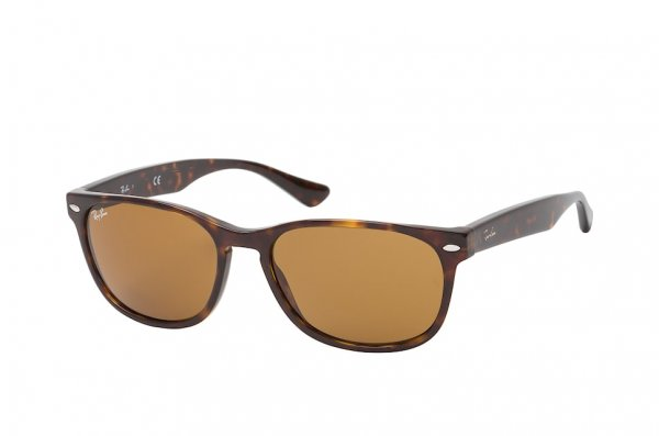Очки Ray-Ban Highstreet RB2184-902-33 Dark Havana | Natural Brown
