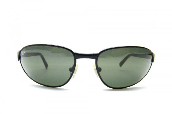 Очки Ray-Ban Highstreet RB3106-W3158 Black | Natural Green (G-15XLT)