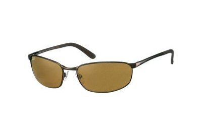 Очки Ray-Ban Highstreet RB3175-014-47 Brown | Brown Polarized