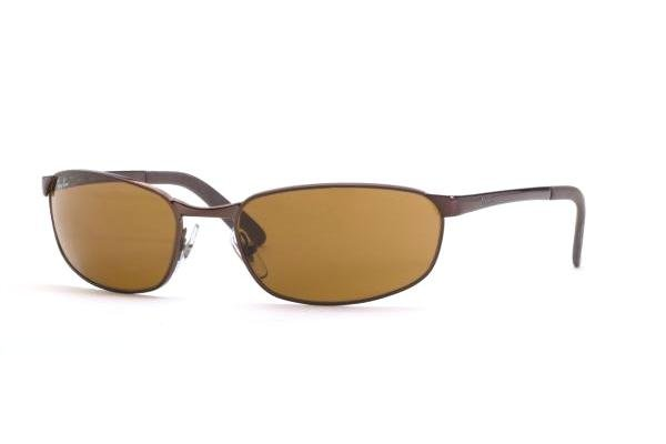 Очки Ray-Ban Highstreet RB3175-014 Brown | Natural Brown (B-15XLT)