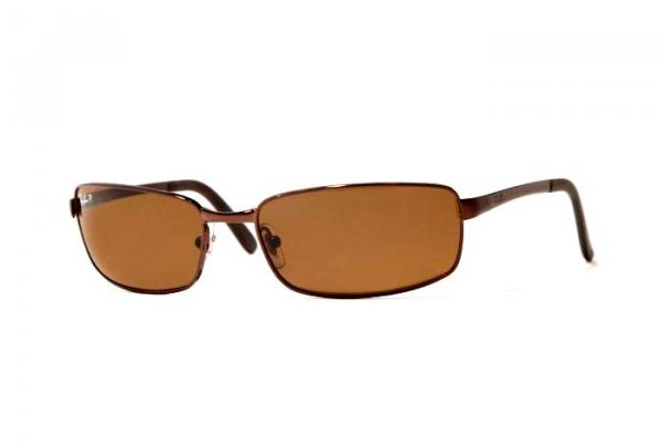 Очки Ray-Ban Highstreet RB3194-014-83 Brown/Poly. Polar Brown Polarized P3