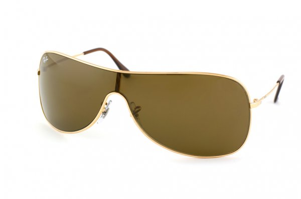 Очки Ray-Ban Highstreet RB3211-001-73 Arista/APX brown