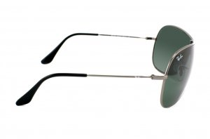 Очки Ray-Ban Highstreet RB3211-004-71 Gunmetal | APX Grey/Green