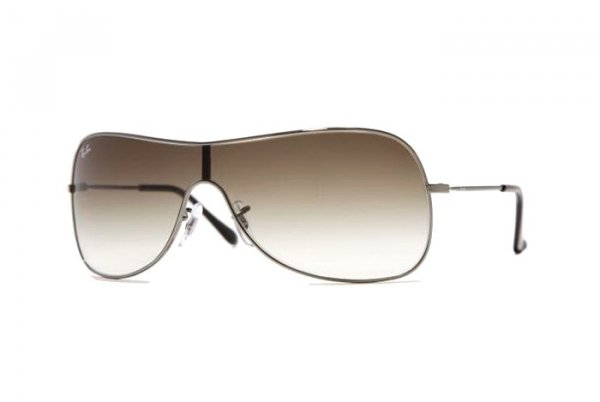 Очки Ray-Ban Highstreet RB3211-004-8E Gunmetal/APX Gradient Grey