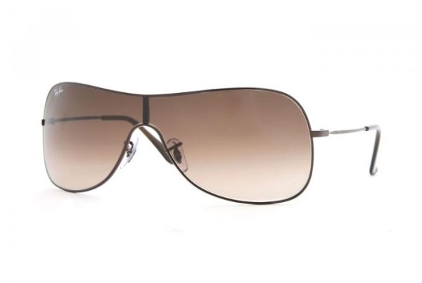 Очки Ray-Ban Highstreet RB3211-014-13 Brown | Poly. Gradient Brown