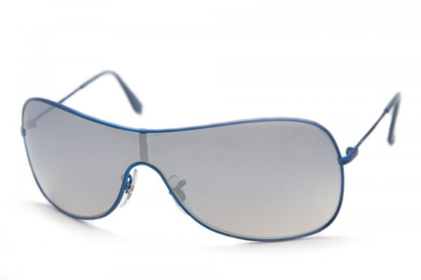 Очки Ray-Ban Highstreet RB3211-088-7B Blue Metal | Blue GSM