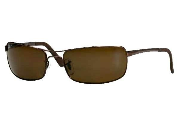 Очки Ray-Ban Highstreet RB3212-014-83 Brown | Poly. Polar Brown Polarized P3