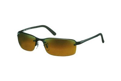 Очки Ray-Ban Highstreet RB3217-006-R4 Matte BLack | Brown Mirror Multilayer