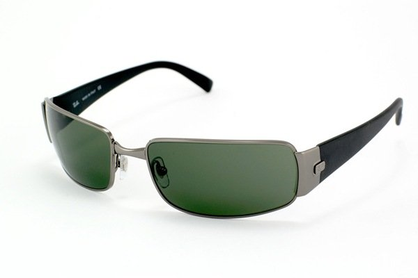 Очки Ray-Ban Highstreet RB3237-004 Gunmetal | Natural Green (G-15 XLT)