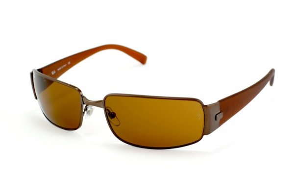 Очки Ray-Ban Highstreet RB3237-014 Brown | Natural Brown (B-15XLT)
