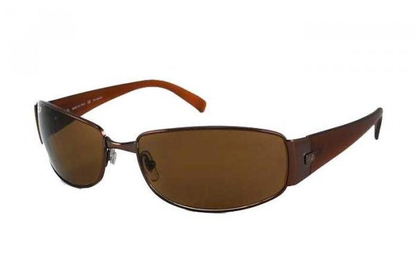 Очки Ray-Ban Highstreet RB3238-014-57 Brown | Natural Brown Polarized