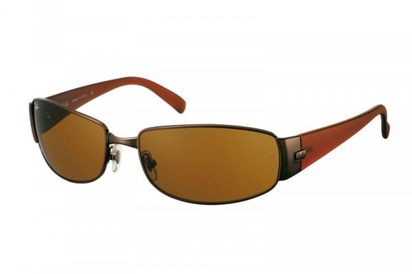 Очки Ray-Ban Highstreet RB3238-014 Brown | Natural Brown (B-15XLT)