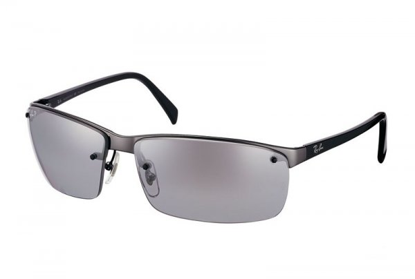 Очки Ray-Ban Highstreet RB3276-004-82 Gunmetal | Polar Gray GSM Polarized P3