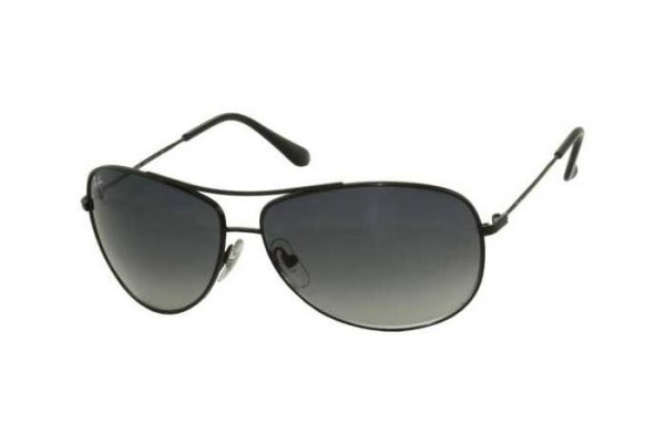Очки Ray-Ban Highstreet RB3293-002-8G Black | APX Gradient Grey
