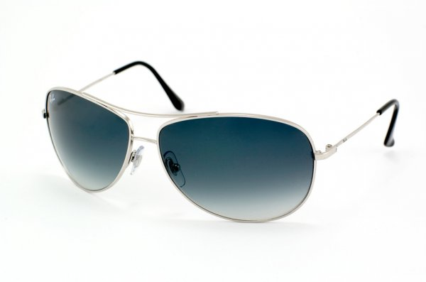 Очки Ray-Ban Highstreet RB3293-003-8G Silver/Poly. Gradient Grey