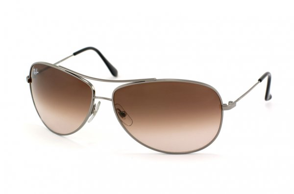 Очки Ray-Ban Highstreet RB3293-004-13 Gunmetal | Poly. Gradient Brown