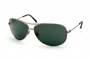 Очки Ray-Ban Highstreet RB3293-004-71 Gunmetal | APX Grey/Green