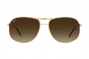 Очки Ray-Ban Highstreet RB3387-001-13 Arista/Poly. Gradient Brown