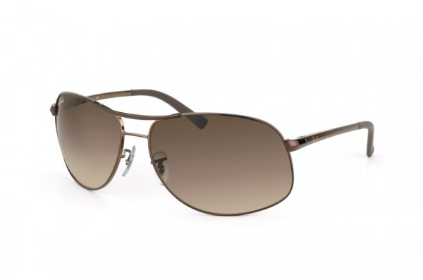 Очки Ray-Ban Highstreet RB3387-014-13 Brown/Poly. Gradient Brown
